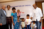Launch of Cystinosis Foundation, India in presence of superstar Rajinikanth